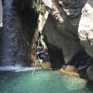 barranquismo rio verde cabraloca
